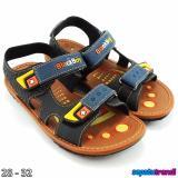 Beli Trendishoes Sepatu Sandal Gunung Anak Laki Dual Velcro Bboyt1 Hitam Trendishoes Murah