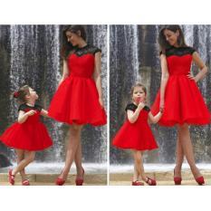 trendshopee Couple Atiko Momkids Dress