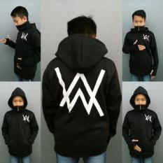 Jaket alan walker ninja anak hitam