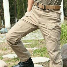TRFC Celana Tactical Blackhawk Militer Outdoor [Cream]