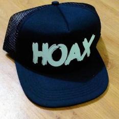 Trucker Hoax Black