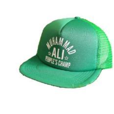 Jual Trucker Muhammad Ali Hijau Online Jawa Barat