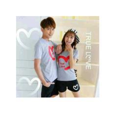 True Love Misty Baju Pasangan Kaos Couple Indonesia Diskon 50