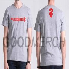 Tshirt  Ada Apa Dengan Cinta AADC 2 #1 Limited