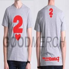 Tshirt  Ada Apa Dengan Cinta AADC 2 #2 Limited