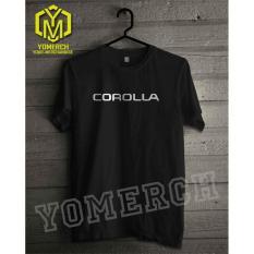 Tshirt / Baju / Kaos Toyota Corolla Keren (Must Buy) Yomerch - 5Bbed3