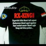 Jual Tshirt Club Rx King Bdc Import