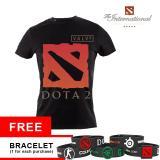 Spesifikasi Tshirt Dota2 Logo Lengkap