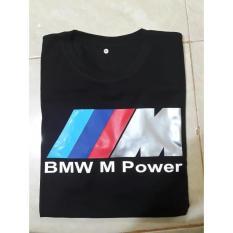 Tshirt Kaos Baju Bmw M Power - 7Bba3a