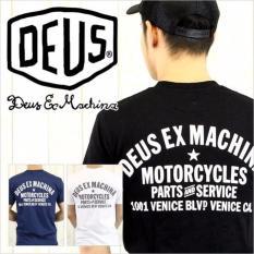 Tshirt / Kaos / Baju DEUS EX MACHINA-5 - Kyrille Shop