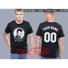 Tshirt Kaos Baju Lelaki Pria Laki Terbaik Nama Lahir Bulan Maret - 6C7A6C