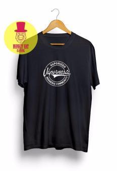Promo Tshirt Kaos Vape Vaping Vapornesia 1603 Premium Product Multi