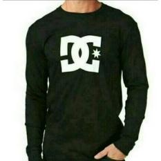 Tshirt Longsleeve Dc Distro Murah-Kaos Terlaris Dc Lengan Panjang