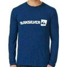 Tshirt Longsleeve Quiksilver-Kaos Quiksilver Lengan Panjang