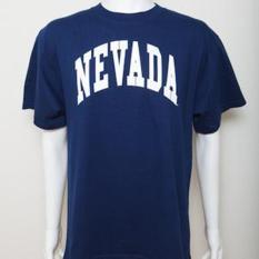 Tshirt Nevada   Navy   Berkualitas