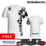 Review Toko Tshirt Steelseries Arctis White Online