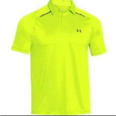 Tshirt-T Shirt-Kaos Polo Shirt Under Armour Hijau