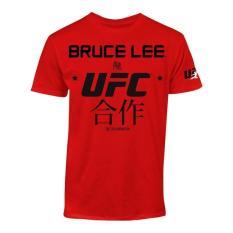 Jual Tshirt Ufc Bruce Lee Power New Ukm Best Quality Murah Jawa Barat
