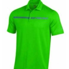 Tshirt Under Armour-Distro Murah-Kaos Polo Shirt Under Armour Hijau