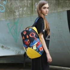 TUBULAKA New Style Bistar Brand High Capacity Character Travel Backpack High Quality And Practical Bags Waterproof Polyester Moc - intl