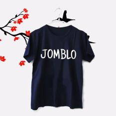 ELLIPSES.INC Tumblr Tee / T-Shirt / Kaos Wanita Jomblo - Navy