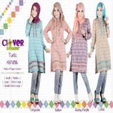 Tunic Kenizia - Tunic Katun Rayon - Jual Hijab & Busana Muslim Online