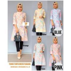 Baju batik Tunik batik motif terbaru harga promo baju atasan kemeja wanita a97bbfadb5