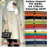 Review Pada Tunik Muslim Jumbo 3 Fashion Muslim Atasan Blouse Wanita
