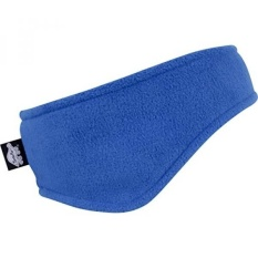Turtle Fur Double-Layer Bang Band, Chelonia 150 Fleece Headband, Sapphire, Satu Ukuran-Intl