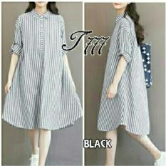 Katalog Twin Colection Tunik Salur Queen Black Terbaru