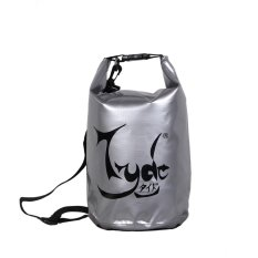 Tyde 5L Waterproof Sling Bag (Tas Selempang Anti Air) - Metallic Silver