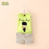 Beli Sayang Tz 1767 Korea Fashion Style Anak Laki Laki Anak Anak Vest Hijau Cicilan