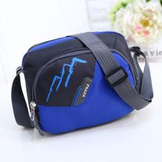 Setiap Hari Harga Spesial Selempang tas kecil Uang Kecil HP model baru Oxford Ringan MAMEE tas bahu dengan satu tali tas selempang tas kain wanita nilon
