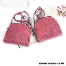 Ubay Shop - Sling Bag Selempang Wanita BritistIDR40000. Rp 40.000