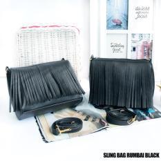 Ubay Shop - Tas Bahu Wanita Selempang Wanita RumbaiIDR33000. Rp 33.000