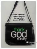Review Pada Ubutik Korean Bag Wanita Tas Selempang Sling Bagwanita Nama 02 Black