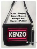 Cuci Gudang Ubutik Korean Bag Wanita Tas Selempang Sling Bagwanita Nama Black