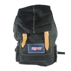 Review Toko Ubutik Lokal Bag Tas Ransel Wanita Tas Ransel Sekolah Sporty Belt Hitam Online