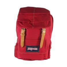 Harga Ubutik Lokal Bag Tas Ransel Wanita Tas Ransel Sekolah Sporty Belt Merah Asli