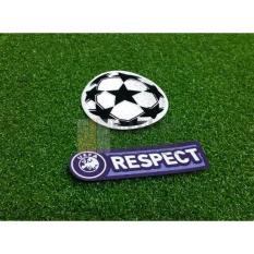 UEFA CHAMPIONS LEAGUE And RESEPCT BADGES 2009-2011