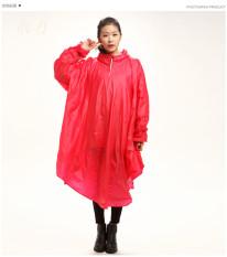Jas Hujan Mereka Sendiri Mobil Listrik Jas Hujan Ukuran Plus Tunggal (Berlengan Mutiara Film Merah)