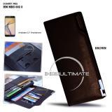 Spesifikasi Ultimate Dompet Pria Hm Mbs 002 03 Brown Dompet Cowok Kartu Atm Panjang Lipat Kulit Import Murah Merk Ultimate