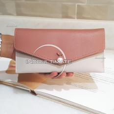 Spesifikasi Ultimate Dompet Wanita Hm 6050 Pink Dompet Cewek Cewe Kartu Atm Panjang Lipat Kulit Import Murah Lucu Yg Baik