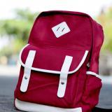 Ultimate Tas Pria   Wanita JS-8191 - Blue   Tas Pria Ransel Backpack Sekolah  Remaja Murah   Tas Cewek Korea Import Batam Murah Branded  5af1196eb6