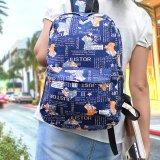 Toko Ultimate Tas Backpack Wanita Punggung Ransel Kuliah Korean Bag Js 103Australia Blue Murah Di Indonesia