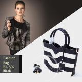 Jual Ultimate Tas Wanita Bl 502 Black Tas Korea Cantik Import Batam Murah Branded Murah
