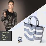 Ultimate Tas Wanita Bl 502 Gray Tas Korea Cantik Import Batam Murah Branded Di Indonesia