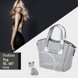 Ultimate Tas Wanita Bl 487 Gray Tas Korea Cantik Import Batam Murah Branded Promo Beli 1 Gratis 1