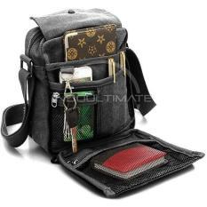 Toko Ultimate Tas Pria Ab 58 01 Black Tas Kerja Slempang Tas Kecil Slempang Import Korea Batam Traveling Murah Terlengkap Di Indonesia