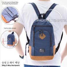 Diskon Ultimate Tas Ransel Pria Tas Kanvas Import Im Hx 117 Shoulder Bag Ultimate Jawa Timur